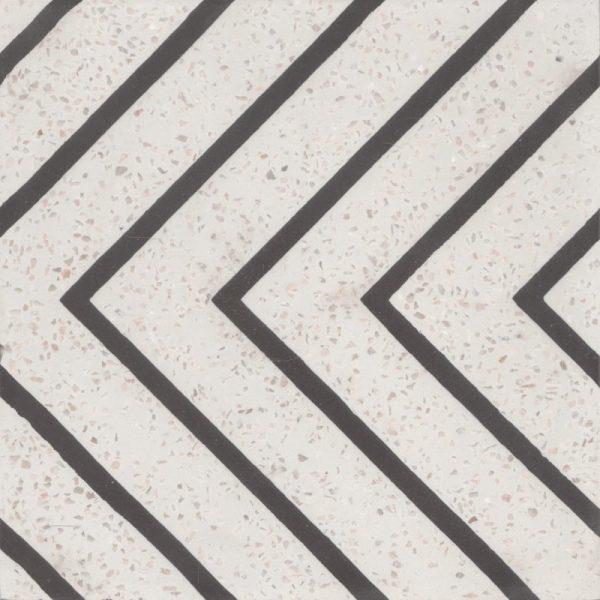 Moroccan Encaustic Cement Terrazzo Pattern 07k