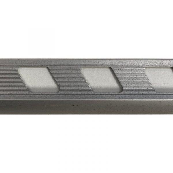 Tile Trim Round Satin 10mm