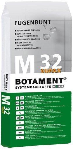 Botament M32 Supax Grey Grout
