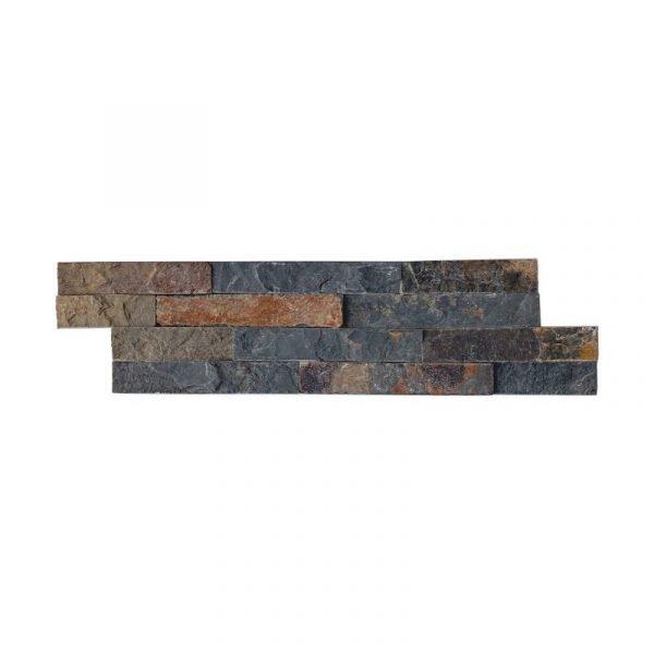 Autumn Slate Cladding 10cm x 40cm