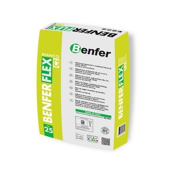 Benferflex C2 White Adhesive 25kg