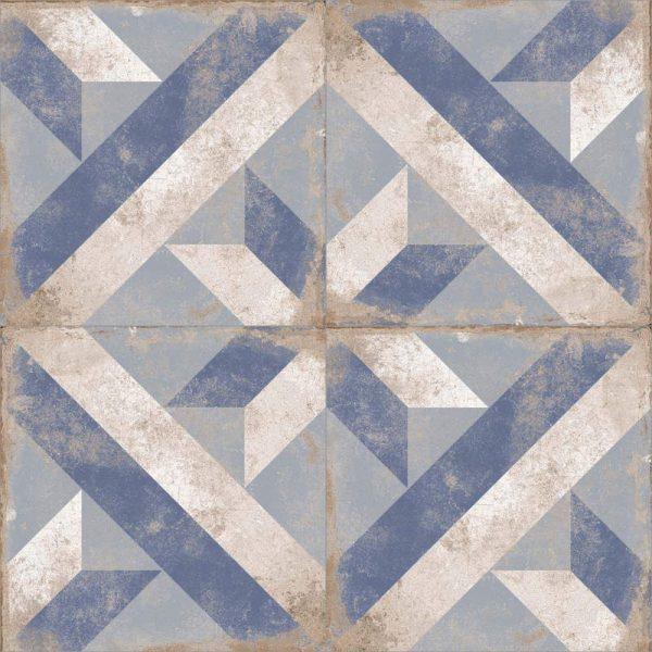 Antique Azul 1040 22.5cm x 22.5cm