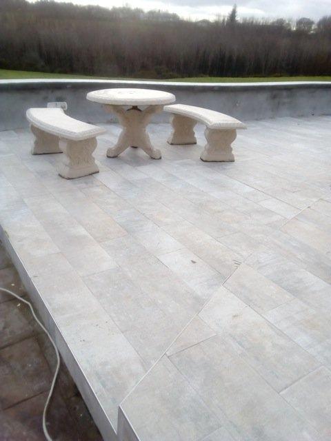 Artic Wood Grey 120cm x 23cm