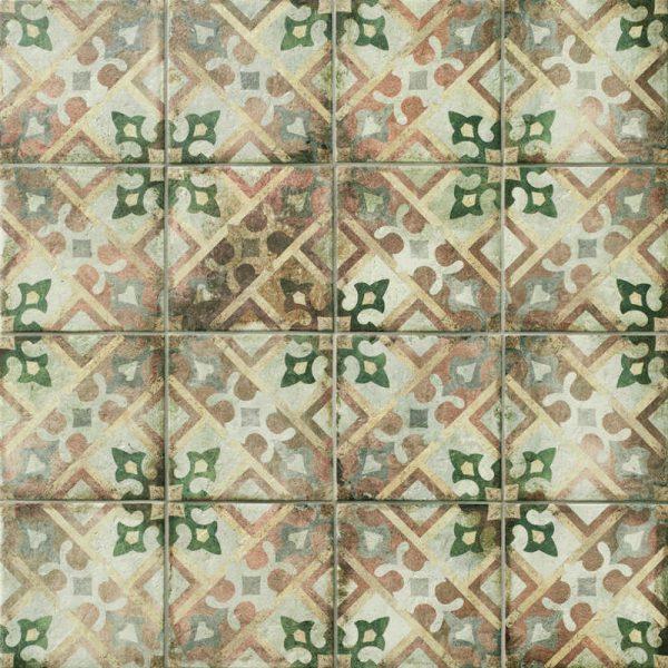 D'Anticatto Decor Laterza 22.5cm x 22.5cm