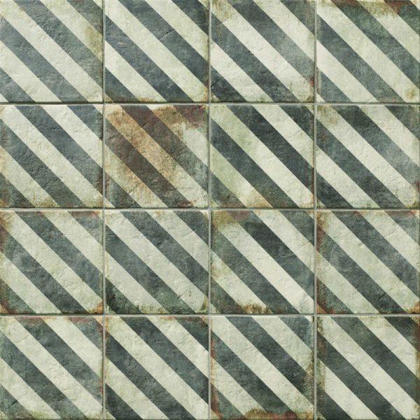 D'Anticatto Decor Obliqua 22.5cm x 22.5cm